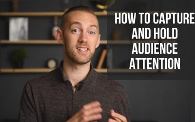 #1 Storytelling Technique for Holding Your Audience's Attention