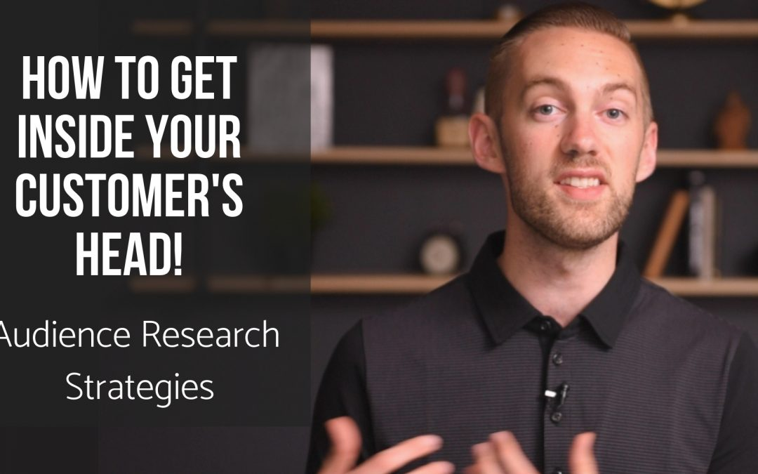 How to Do Audience Research to Gain Insights Into Your Target Audience | Marketing Research Tips