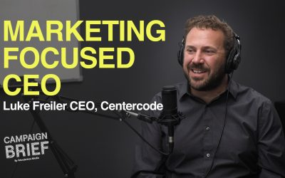 Building an In-House Agency, Inbound Marketing, and More with Luke Freiler, CEO of Centercode
